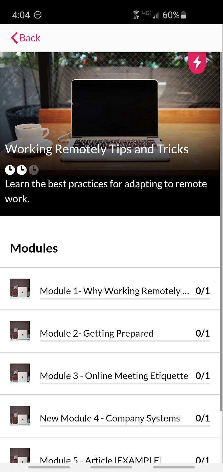 Working remotely tips and tricks: Learn the best practices for adapting to remote work.